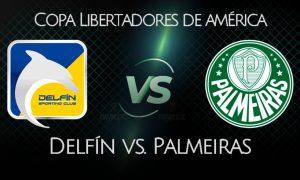 Delfín vs Palmeiras EN VIVO FOX Sports EN DIRECTO
