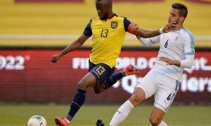 Enner Valencia - Selección Ecuador Eliminatorias Qatar 2022
