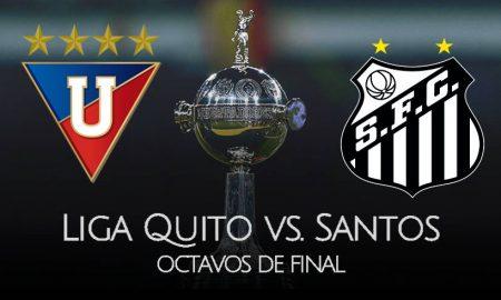 LDU de Quito vs Santos EN VIVO Canales partido por Libertadores