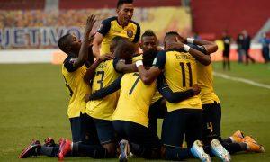 La TRI mejora posición en el ranking FIFA de selecciones Selección Ecuador