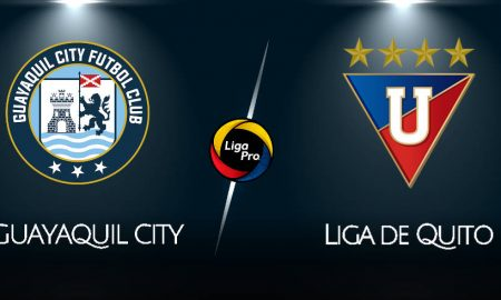 Liga de Quito vs Guayaquil City EN VIVO GOLTV por la LigaPro 2020