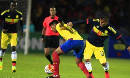 Los números de Ecuador al enfrentarse ante la selección de Colombia