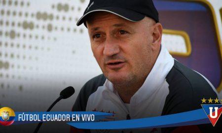 Pablo Repetto le dijo NO a Atlético Nacional se mantendrá en Liga de Quito