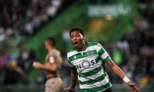 Sporting de Lisboa destaca la actuación de Gonzalo Plata en la Selección