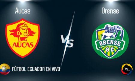 VER Aucas vs Orense EN VIVO GOL TV por Liga Pro 2020