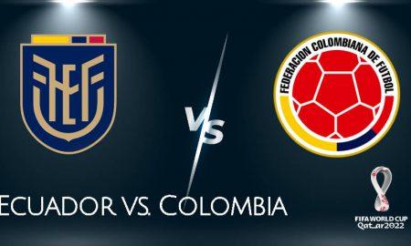 VER Ecuador vs Colombia POR EL CANAL DEL FÚTBOL