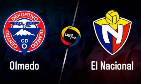 VER Olmedo vs El Nacional GOL TV por la Liga Pro 2020