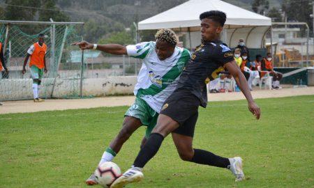 Alianza de Guano y Cumbayá FC empataron en la semifinal de la Segunda Categoría