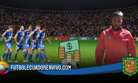 Anthony Bedoya denunció que un jugador de Emelec le ofrecido dinero para 'dejarse ganar'