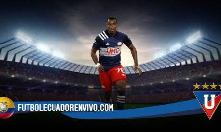 Cristian Penilla sería nuevo refuerzo de Liga de Quito para el 2021