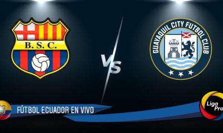 EN VIVO Barcelona - Guayaquil City VER GOL TV FECHA 12 LIGA PRO