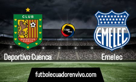 EN VIVO Deportivo Cuenca vs Emelec GOL TV
