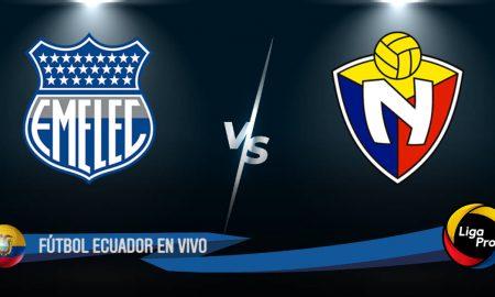 Emelec vs El Nacional EN VIVO Gol TV por la Liga Pro