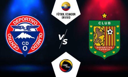 GOL TV EN VIVO Olmedo - Deportivo Cuenca EN DIRECTO Liga Pro 2020