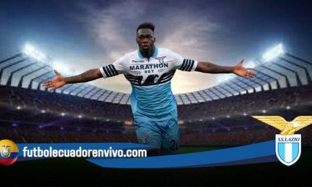 La hinchada de Lazio eligió el Golazo de Felipe Caicedo como el mejor del año