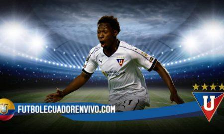 Liga de Quito podría ser suspendido para la final de la Liga Pro por deuda con Anderson Julio