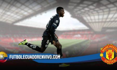 Manchester United tendría en sus planes a Moisés Caicedo