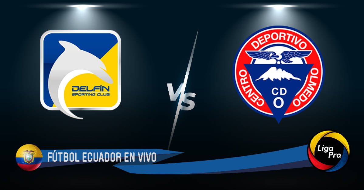 PARTIDO Delfín vs Olmedo EN VIVO GOL TV Liga Pro