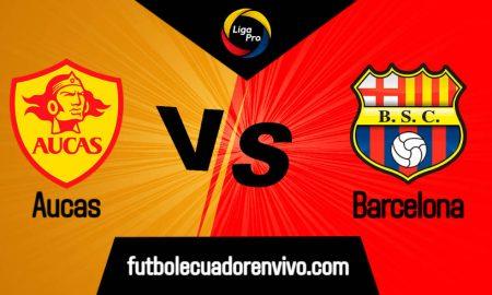 VER GOL TV Aucas vs Barcelona EN VIVO por la LIGA PRO 2020