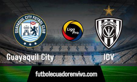 VER GOL TV EN VIVO Guayaquil City vs IDV por la Liga Pro 2020