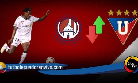 Anderson Julio retorna a Liga de Quito como refuerzo para a temporada 2021
