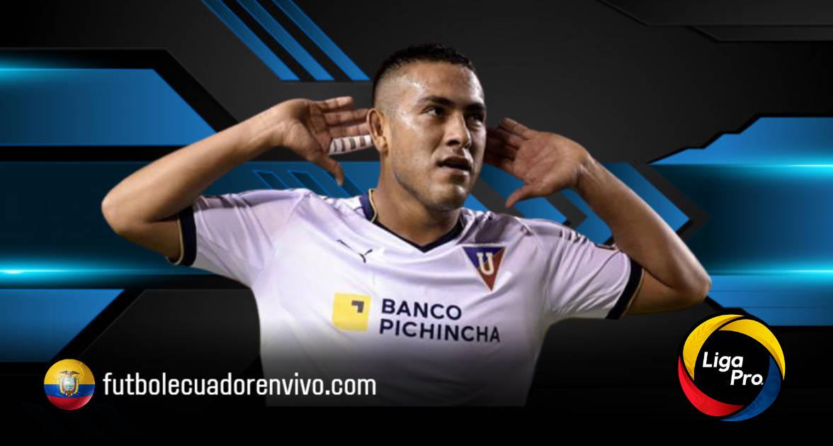 Andrés Chicaiza tendría definido su futuro para continuar en la LIGA PRO
