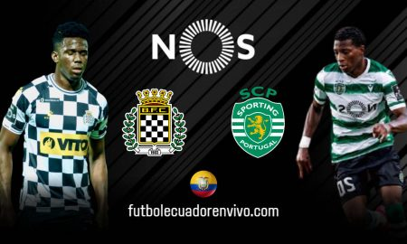 Duelo de ecuatorianos en Portugal, Sporting Lisboa deGonzalo Plata se enfrentó a Boavista de Jackson Porozo (VIDEO)