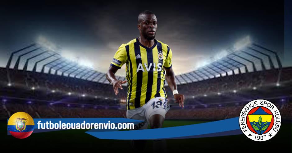 Fenerbahçe derroto Ankaragücü con un BOMBAZO de Enner Valencia