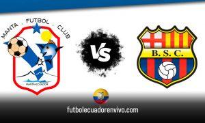 HOY Barcelona SC vs Manta EN VIVO GOLTV VER PARTIDO