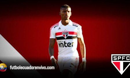 Robert Arboleda tendría opciones para salir de Sao Paulo