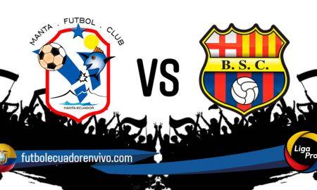Barcelona SC vs Manta FC GOL TV EN VIVO VER partido por la fecha 1 de la Liga Pro 2021