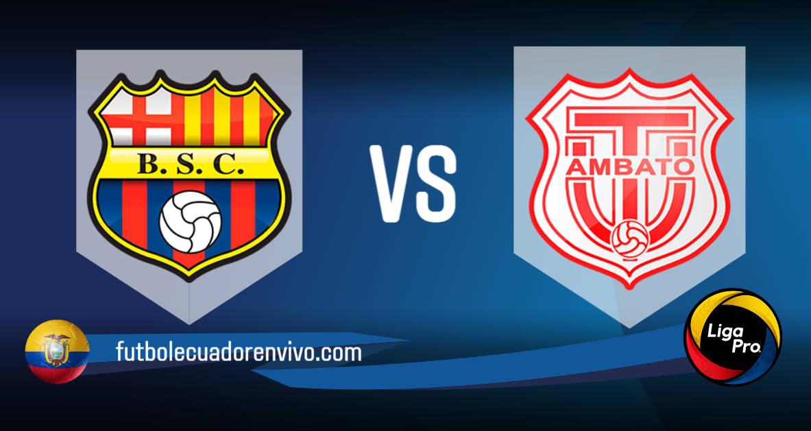 Barcelona vs T. Universitario EN VIVO GOL TV LigaPro 2021