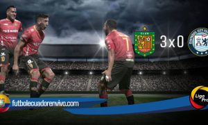 Deportivo Cuenca goleo a Guayaquil City por la fecha 2 de LigaPro Serie A