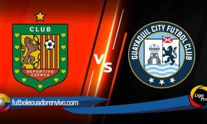Deportivo Cuenca vs Guayaquil City EN VIVO GOL TV fecha 2 Liga Pro