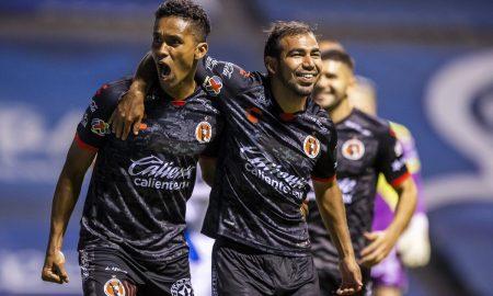 Fidel Martinez y Junior Sornoza