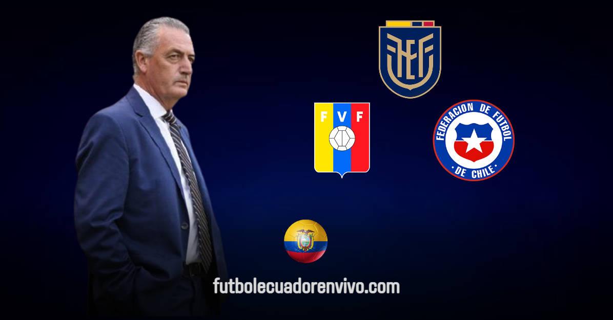 Horarios para los paridos de la 'TRI' contra Venezuela y Chile