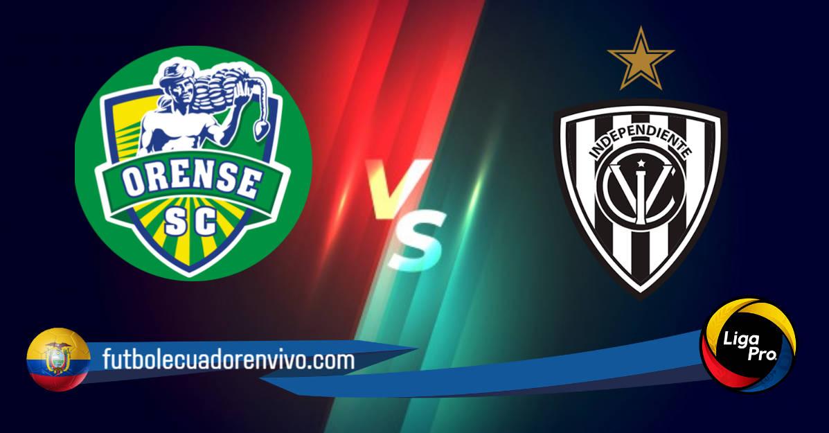 Orense SC – Independiente del Valle fecha 1 de la Liga PRO 2021