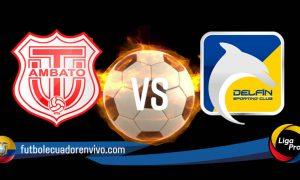 T. Universitario – Delfín SC EN VIVO GOL TV por la fecha 1 de la Liga PRO 2021