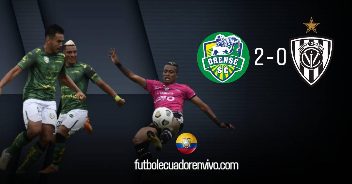 Tremenda victoria de Orense ante IDV por la primero fecha de la Liga Pro