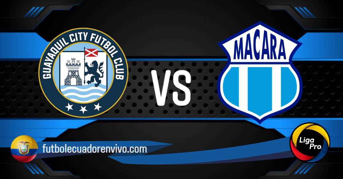 VER Macará vs Guayaquil City EN VIVO GOL TV partido Liga Pro 2021