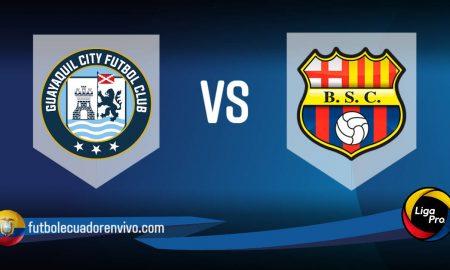 EN VIVO Barcelona - Guayaquil City GOL TV partido por la fecha 3 de la Liga Pro