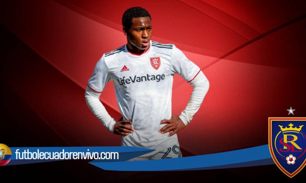 Anderson Julio marcó un gol en la victoria de Real Salt Lake ante Colorado Rapids