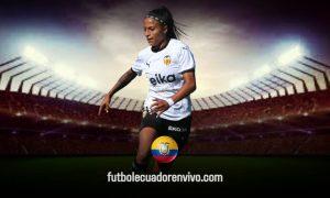Gran asistencia de Kerlly Real para el GOL de la victoria del Valencia Femenino