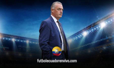 Gustavo Alfaro tendría una gran sorpresa en la convocatoria de la Selección de Ecuador