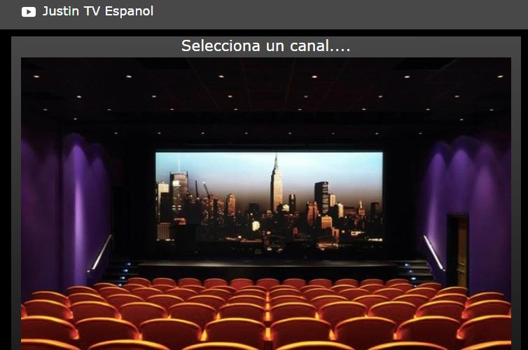 Justin TV Espanol
