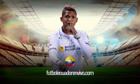 Billy Arce sufrió un accidente de tránsito y será baja en Liga de Quito